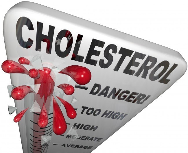 cholesterol thermometer