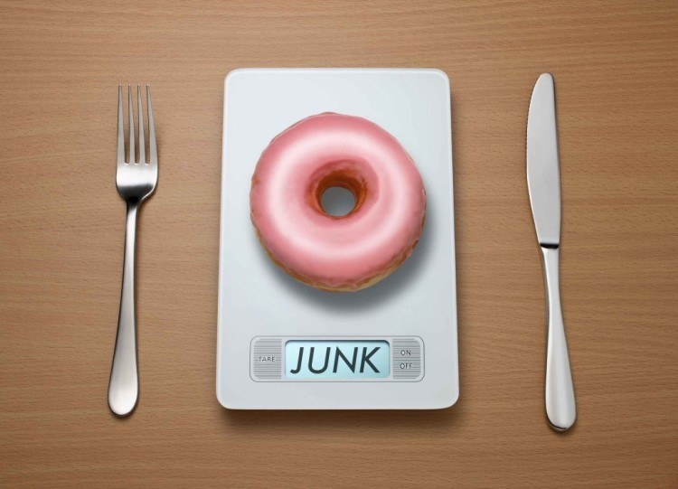 Donut as Part of High Fat Diet