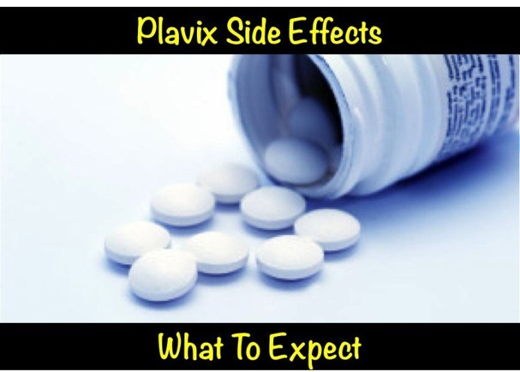 Plavix Side Effects Bleeding
