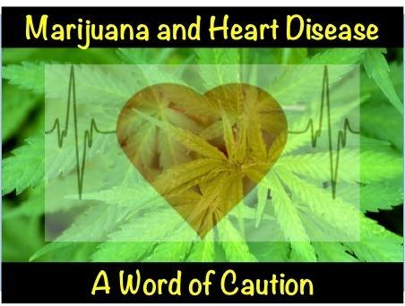 Marijuana and heart disease