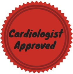 Approved by a Cardiologist