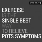 Exercise as a Treatment for POTS Syndrome