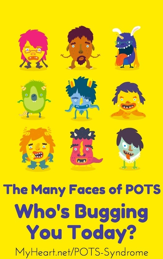 Types of POTS Syndrome: Which Do You Have? • MyHeart