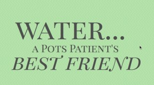 Importance of Staying Hydrated with POTS