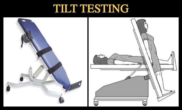 tilt test tilt table test