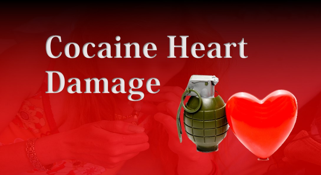 cocaine heart damage