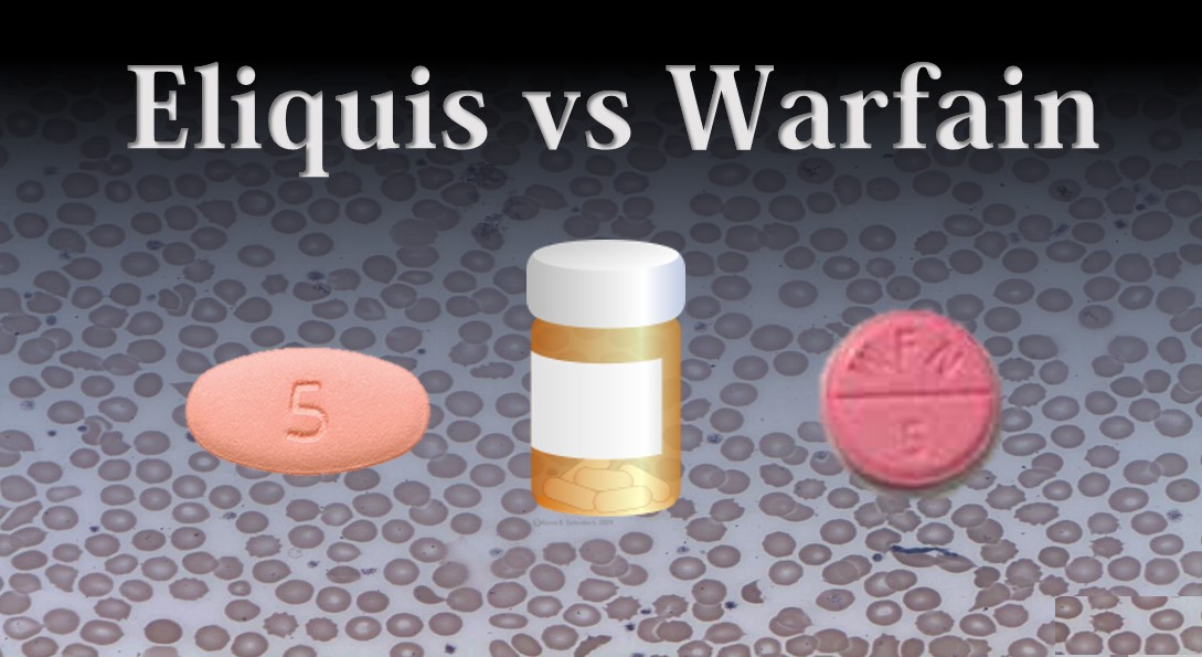 eliquis vs warfarin