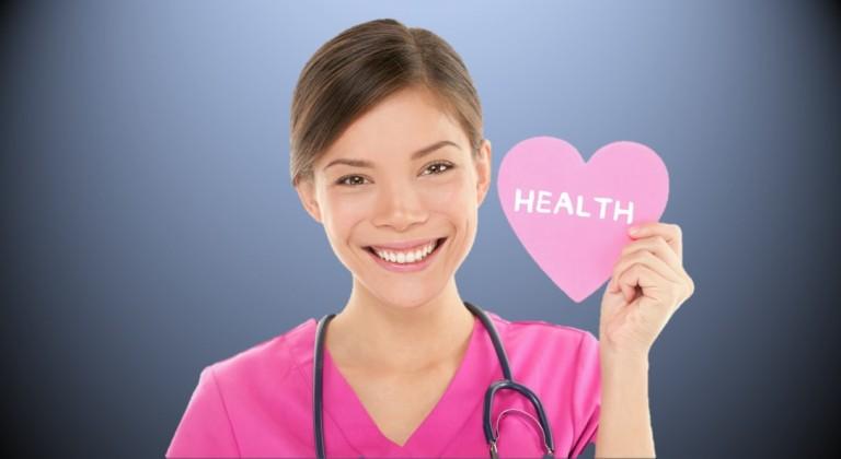 heart healthy people