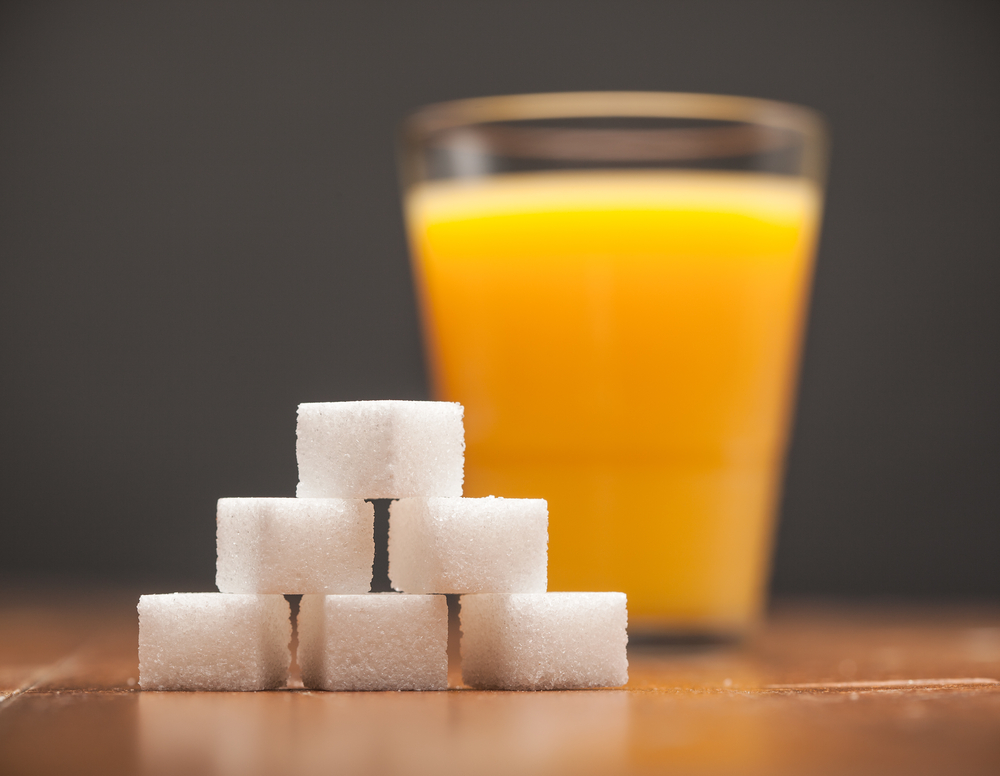 Pure fruit juices: sugary drinks like any other?